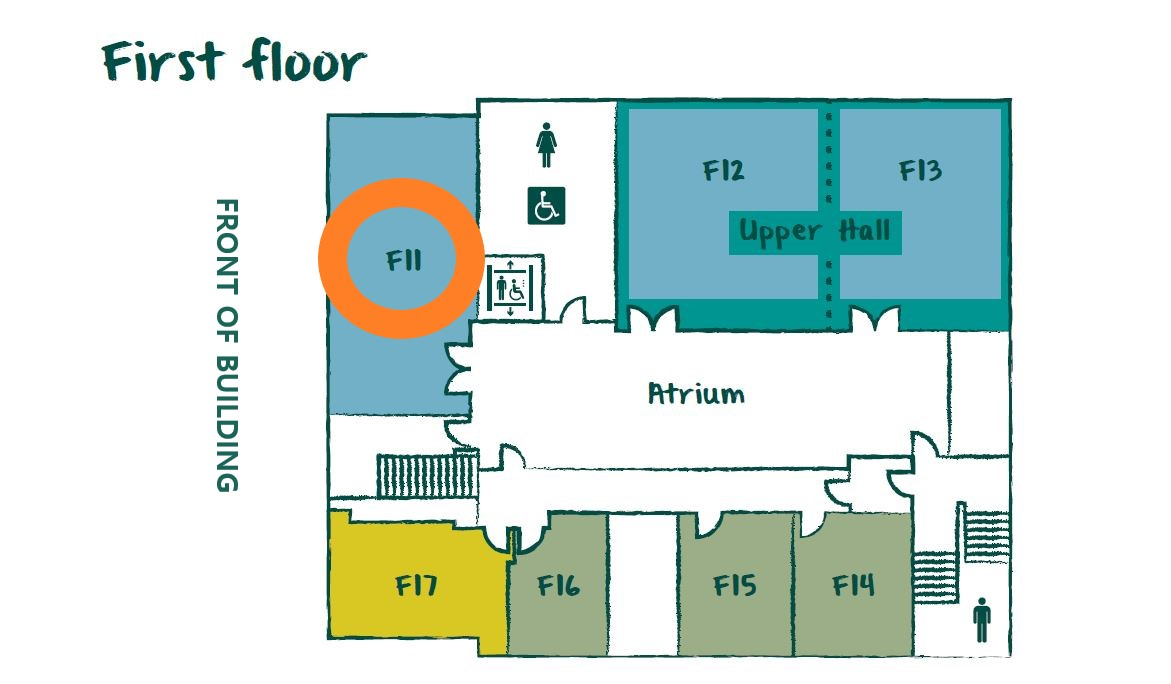 F11 Floor Plan First Floor image