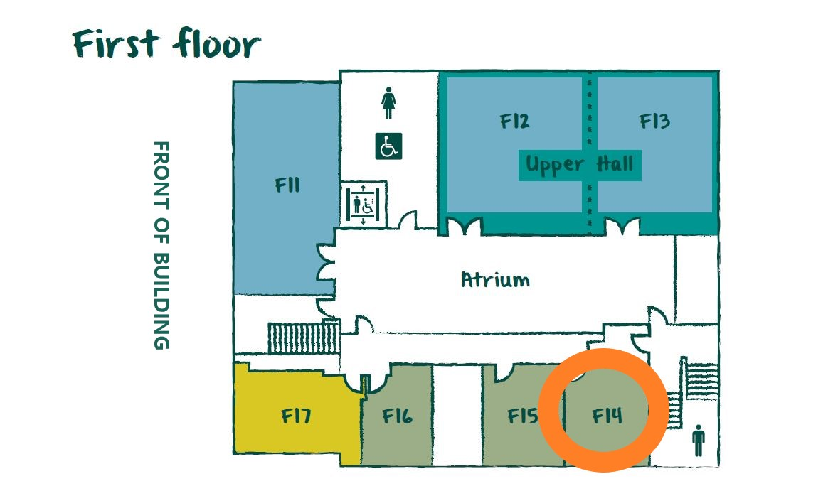 F14 Floor Plan First Floor