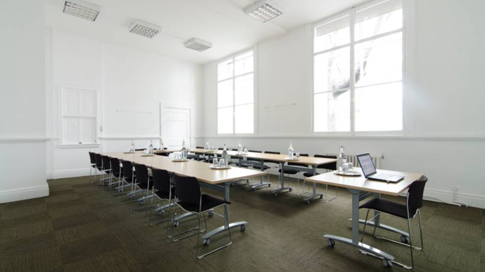 G1 boardroom style meeting room