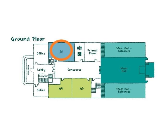 Ground Floor plan image
