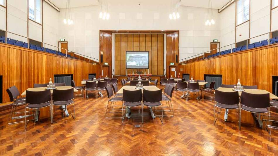 Friends Meeting House - Main Hall