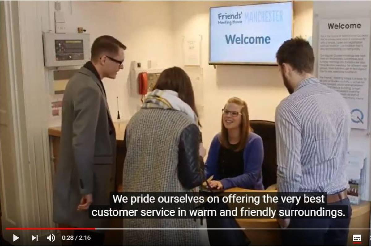 Still from video image