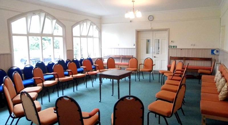 Sale Meeting House rooms for hire image