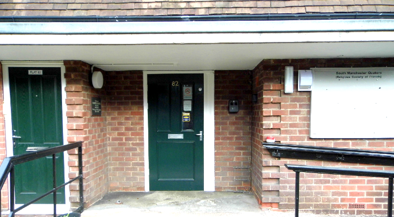 South Manchester Front door image