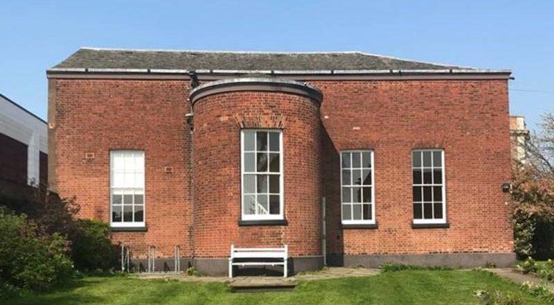 Warrington Meeting House
